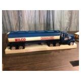WILCO Toy Truck Bank