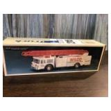 1990 WILCO Toy Fire Truck w/ Dual Sound Siren