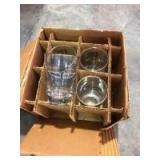 Indianapolis Motor Speedway Glasses (4)