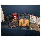 Assortment of Purses & Handbags by Michael Kors, Vera Bradley, Mondani, Tutilo, and others