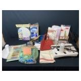 Wide Variety of Craft Supplies & Equipment