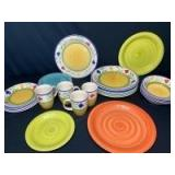 Dinnerware by Pier 1 Imports & Citrus Grove: Plates, Bowls, and Mugs
