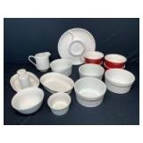 Porcelain Bakeware & Stoneware by Corningware, Pier1 Imports, and World Market