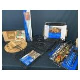 Assortment of Grilling & Smoking Accessories