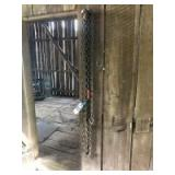 Heavy Duty Chains with Grab Hooks