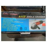 "NEW CALHAWK 4 1/2"" ANGLE GRINDER  1"