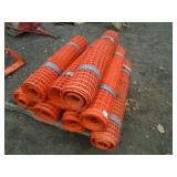 PALLET OF SNOWFENCE  99