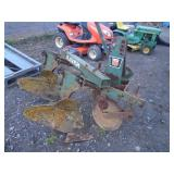 OLIVER 2X PLOW W/ COULTERS  111