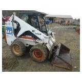 Skid Steers - Wheel  BOBCAT 773 160