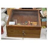 Online Silent Box Lot Auction