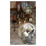 Candle Wall Decorative Hangings