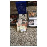 Elvis DVD and CD lot