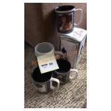 Elvis Mug collection