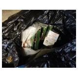 Garbage Bag Of Christmas Lights
