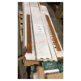 Miscellaneous Skid Lot of Hardwood Flooring