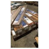 PergoMax Flooring, 13 boxes