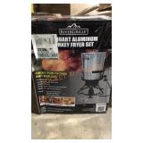 RiverGrille 30qt Aluminum Turkey Fryer Set