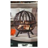 "Hampton Bay 35"" Outdoor Fire Globe"