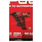 Milwaukee 15 Gauge Finish Nailer