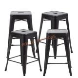 "24"" Metal Chair/Stools"