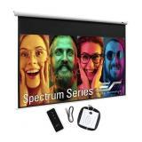 Spectrum Electric Motorized Projector Screen