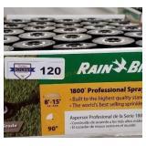 Rain Bird sprinkler head lot
