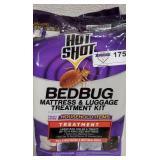 Hot Shot Bedbug Mattress and Luggage
