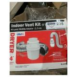 Indoor vent kit Lot