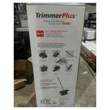 Trimmer Plus Piwer Broom Attachment