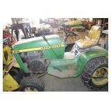John Deere 214 Riding Mower w/attachments