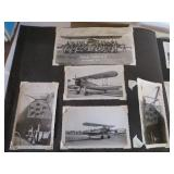 WWII airplane real photos