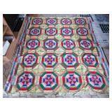 nice vintage quilt