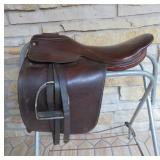 English Saddle, BT Crump