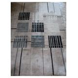 MCM geometric style area rug