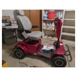 Wragler mobility scooter