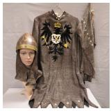 Renaissance Medieval Regalia costumes, Antiques and collectibles, Masonic items