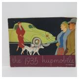 Hupmobile literature