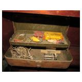 Old Tackle Box