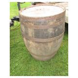 Full Size Whiskey Barrel from Byesville