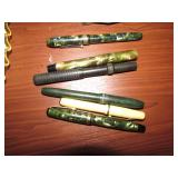 Old Fountain Pens