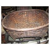 OLD Wooden Basket