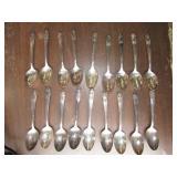 IS Presidential Spoons