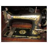 Franklin Treadle Machine