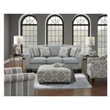 Fusion 1140/41 Grande Mist Sofa & Love Seat