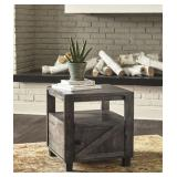 Ashley T848 Large Square Storage Table