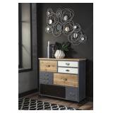 Ashley A4000015 Ponder Ridge Accent Cabinet