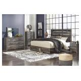 King - Ashley B211 Drystan 5 pc Bedroom Suite