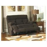 Ashley 833 Overly Chocolate Wide Seat Recliner