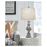 Ashley L243254 Macawi Shabby Chic Lamps