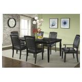 Elements Welleby Table & 6 Chairs